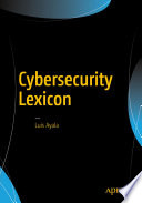 Cybersecurity Lexicon Book PDF