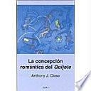 La concepción romántica del Quijote