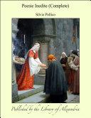 Poesie Inedite (Complete) [Pdf/ePub] eBook