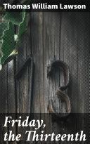 Friday, the Thirteenth Pdf/ePub eBook