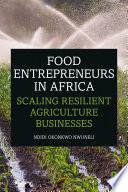 Food Entrepreneurs In Africa