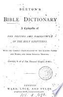 Beeton S Bible Dictionary