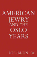 American Jewry and the Oslo Years
