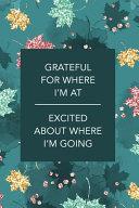Morning and Evening Gratitude Journal