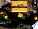 Italic Handwriting Series Book A Book PDF