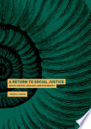 A Return To Social Justice