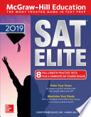 McGraw Hill Education SAT Elite 2019