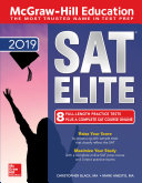 McGraw-Hill Education SAT 2019 Cross-Platform Prep Course