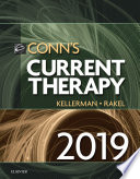 """Conn's Current Therapy 2019"" by Rick D. Kellerman, David Rakel"