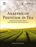Analysis of Pesticide in Tea
