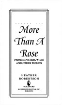 More Than a Rose
