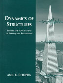 Dynamics of Structures Book