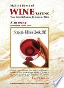 Making Sense of Wine Tasting Book