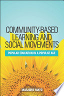 Community-Based Learning and Social Movements