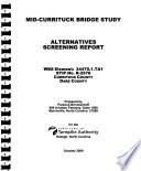 Mid Currituck Bridge Study  Currituck and Dare Counties