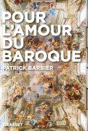 Pdf Pour l'amour du baroque Telecharger