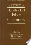 Handbook Of Fiber Chemistry Second Edition Revised And Expanded Book PDF