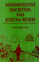 Administrative Discretion & Judicial Review