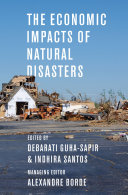 The Economic Impacts of Natural Disasters Pdf/ePub eBook
