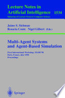 Multi Agent Systems and Agent Based Simulation