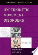 Hyperkinetic Movement Disorders Book