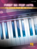 First 50 Pop Hits You Should Play on the Piano Pdf/ePub eBook