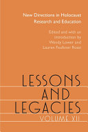 Pdf Lessons and Legacies XII Telecharger
