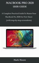 Macbook Pro 2020 User Guide