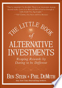 The Little Book of Alternative Investments Book