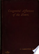 Congenital Affections of the Heart Book