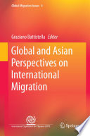 Global And Asian Perspectives On International Migration