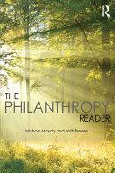 The Philanthropy Reader Pdf/ePub eBook