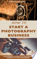 How To Start A Photography Business Book PDF