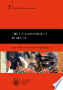 The Bible And Politics In Africa