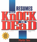 Resumes That Knock  em Dead 4th Edition