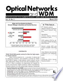 Optical Networks WDM Monthly Newsletter March 2010