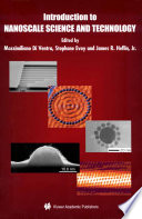 Introduction to Nanoscale Science and Technology Book