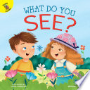 What Do You See  Book