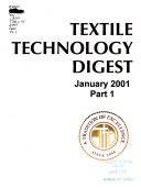 Textile Technology Digest Book