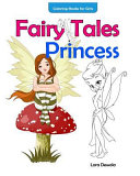 Coloring Books for Girls Fairy Tales   Princess