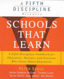 Schools That Learn Book PDF