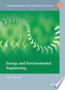 Energy and Environmental Engineering
