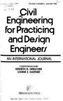 Civil Engineering for Practicing and Design Engineers