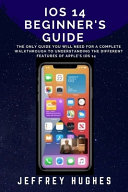 IOS14 Beginner Guide