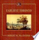 Earliest Toronto