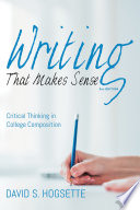 Writing That Makes Sense 2nd Edition