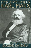 The Portable Karl Marx