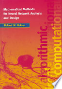 Mathematical Methods for Neural Network Analysis and Design Book