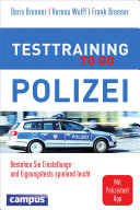 Testtraining to go Polizei