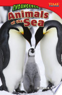 Endangered Animals of the Sea Book